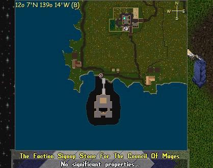 COM Base Location