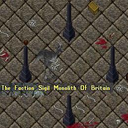 Faction Base Monolith