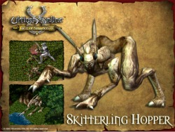 Skitterling Hopper
