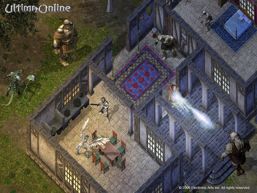 Ultima Online Kingdom Reborn.
