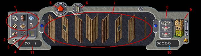 Interface Of Building In Uo