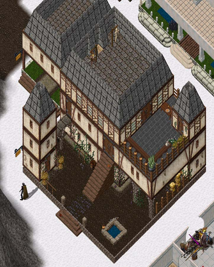 Custom houses in uo r uo r forums for Custom home online