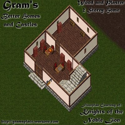 Uo Stratics Better Homes And Castles 2 Storey Wood And