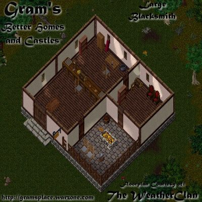 Uo Stratics Better Homes And Castles Large Patio House