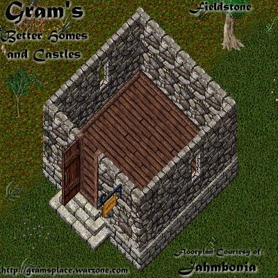 Uo Stratics Better Homes And Castles Fieldstone House
