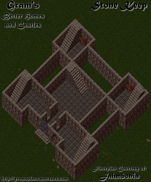 Uo Stratics Better Homes And Castles Stone Keep
