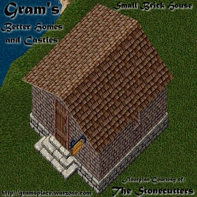 Uo Stratics Better Homes And Castles Small Brick House