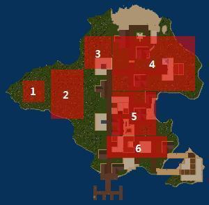Magincia Spawn Map