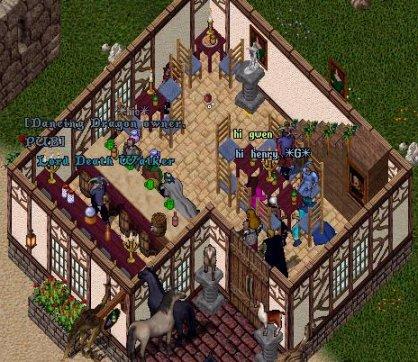 The Dancing Dragon Tavern