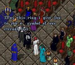 The Wedding of Mortimer and Aneeka