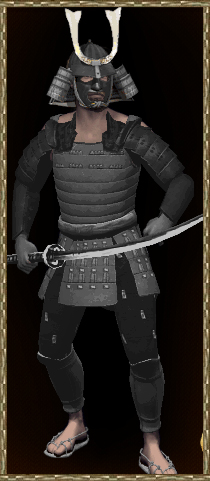 General Takehiko Yamamoto of the Imperial Guard
