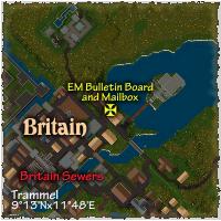 Map to EM Mailbox
