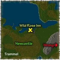 Wild Rose Inn, Newcastle