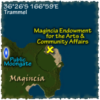 Office of Magincia Endowment for the Arts and Community Affairs