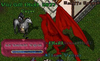 The Ancient Wyrm