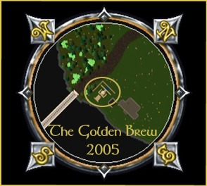 Map of the newest location for The Golden Brew