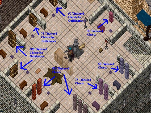 UO Stratics - Treasure Hunters of Britannia