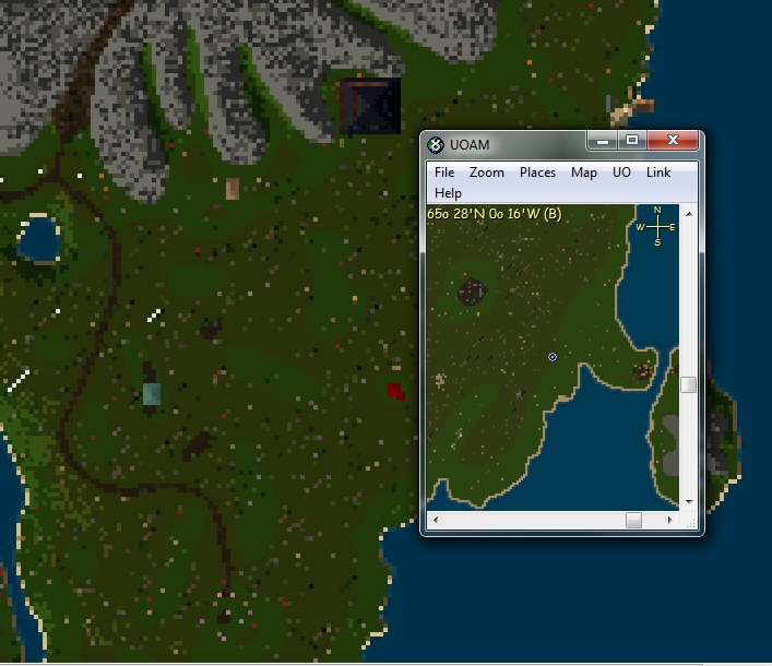 Old StraticsFinding Maps - Old Stratics